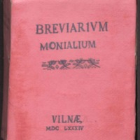 Breviarium monialium